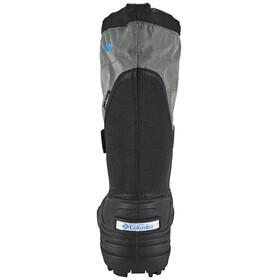 Columbia Powderbug Plus II Boots Youth black / hyper blue